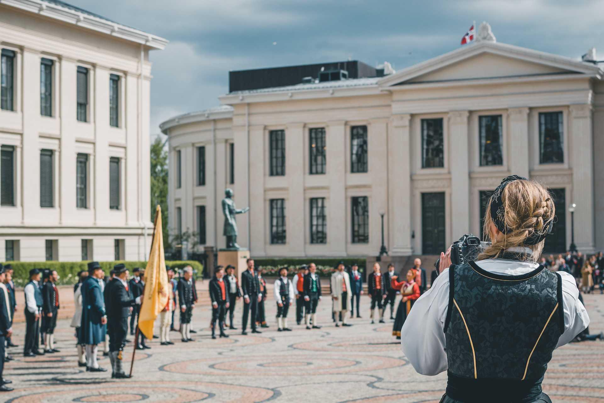 konstytucja Norwegii