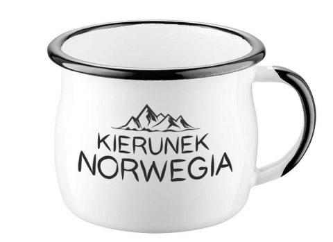 Kubek Norwegia