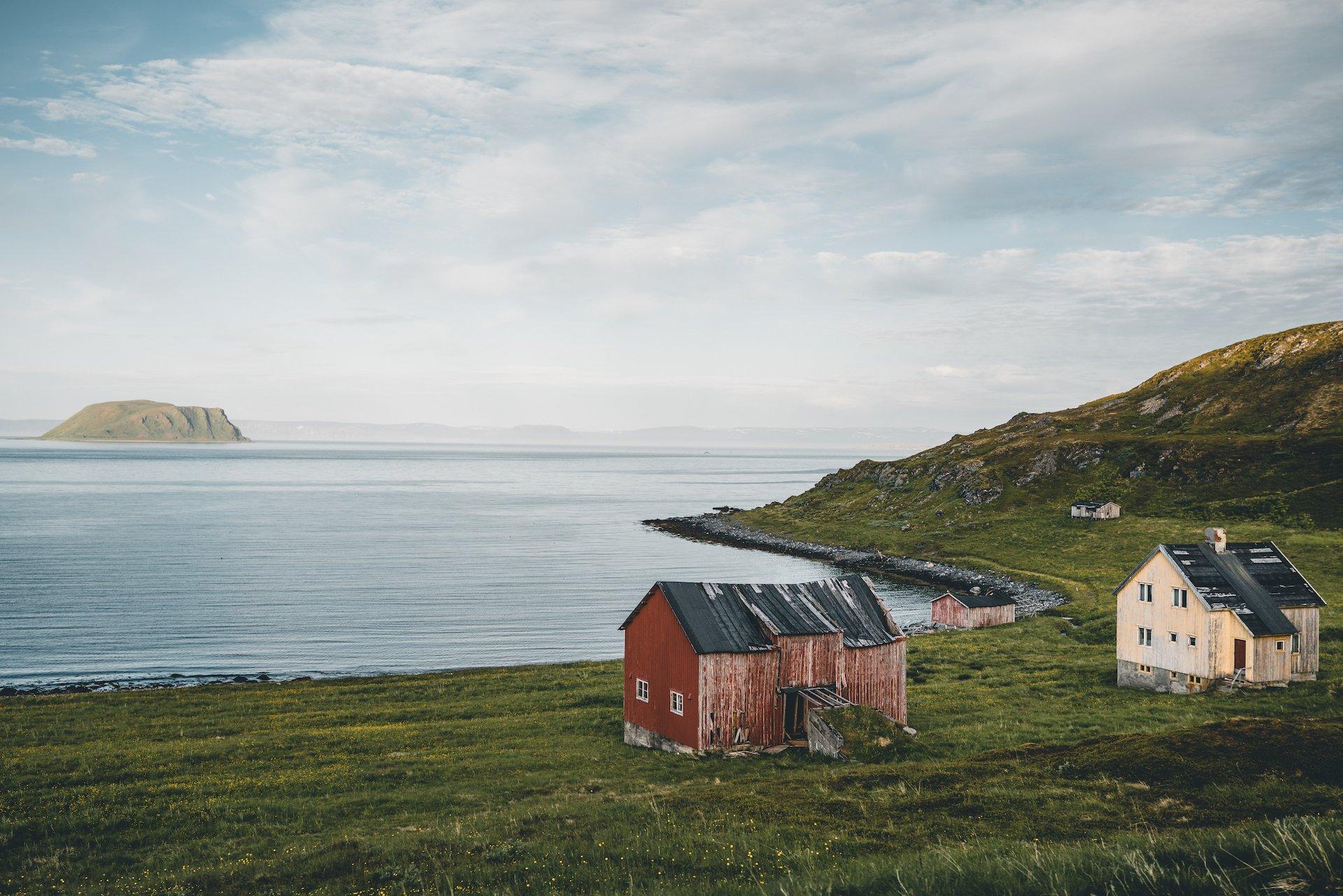 okolice Nordkapp