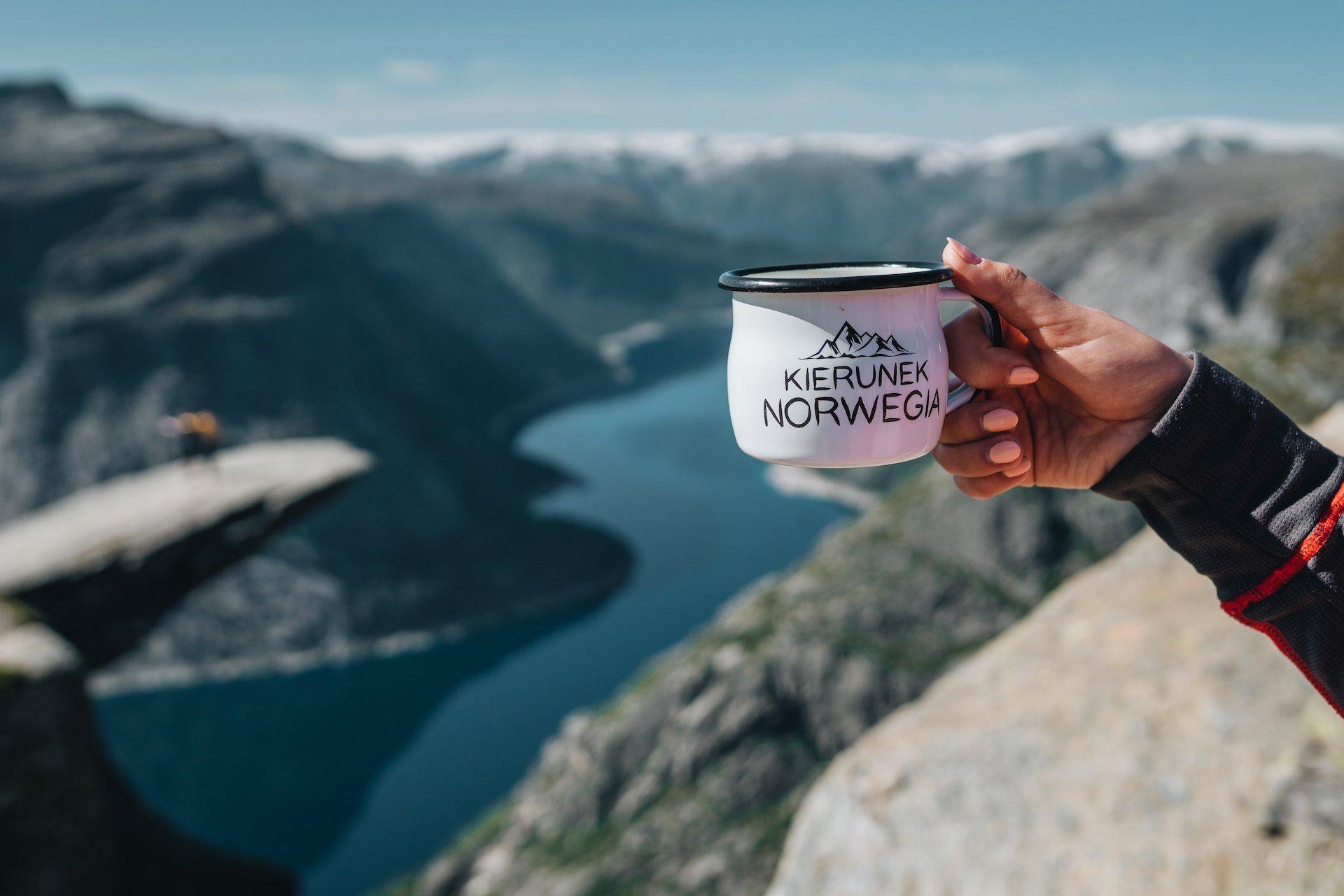 Trolltunga Norwegia