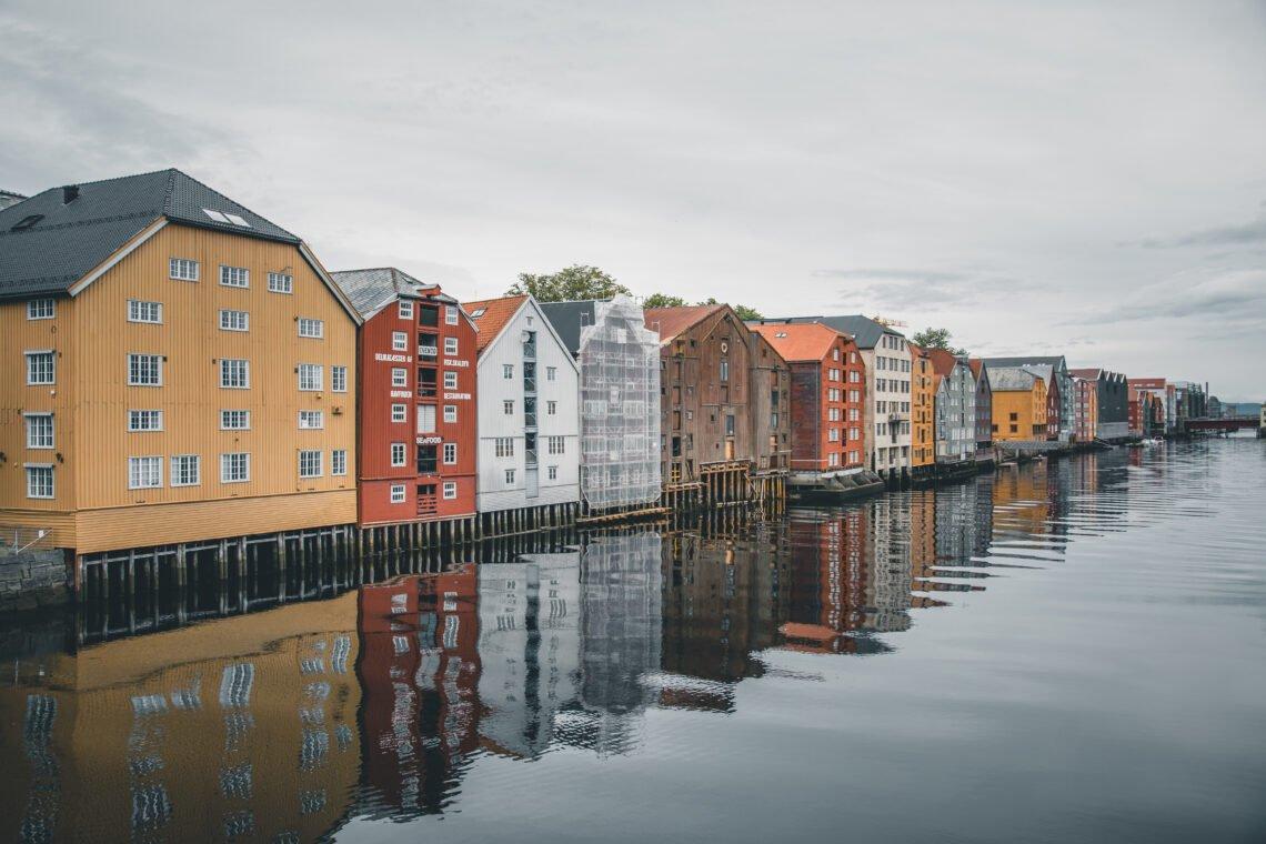 norweskie sklepy