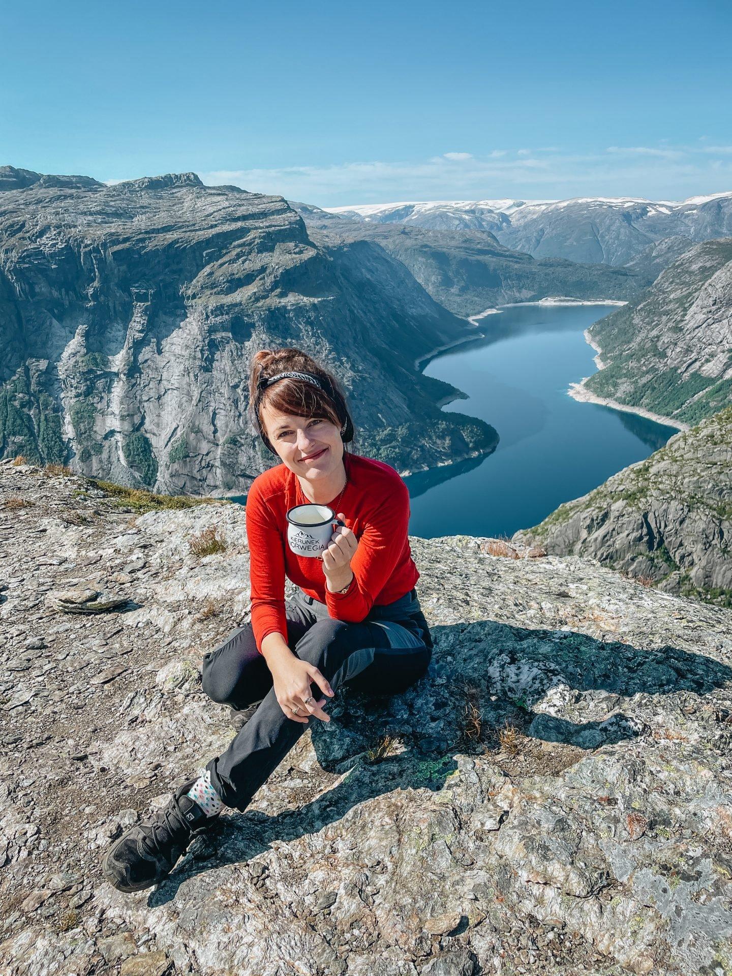 blogerka Norwegia